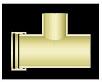 Тройник FLOWTECH